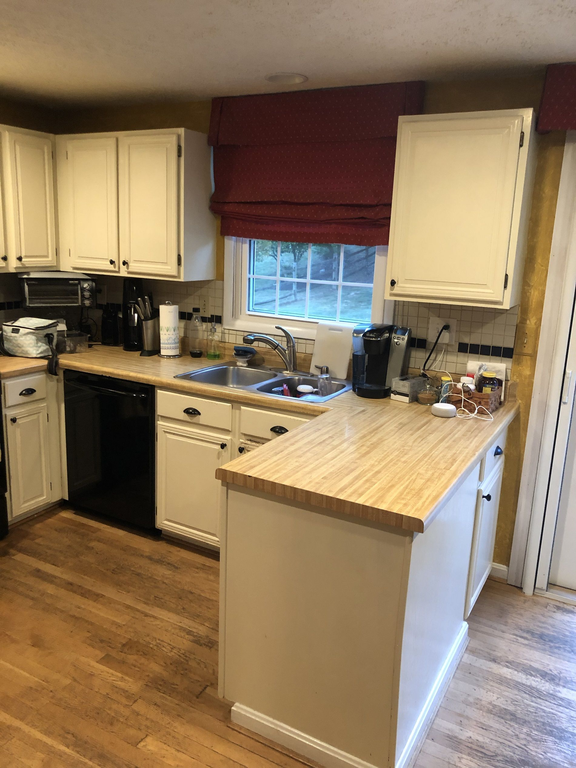 Kitchen Before - Home